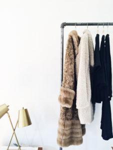 Garment rack 8