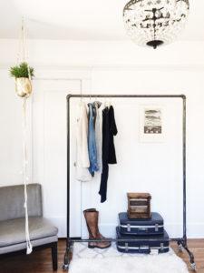Garment rack 4