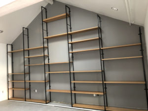 Custom office shelving 2