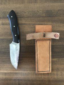Knife sheath 2
