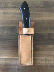 Knife sheath 1