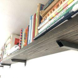 shelf bracket design